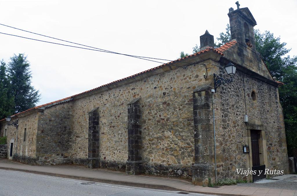 Ermita del Santo Cristo del Humilladero de Liérganes