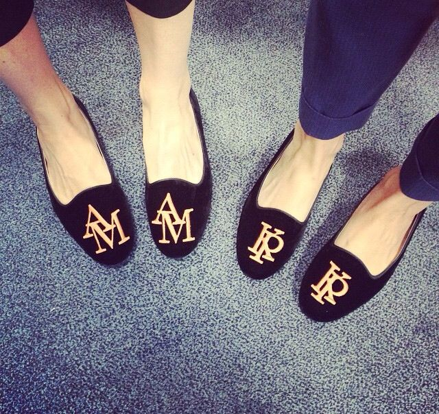How To Order Your Monogram Slippers From French Sole