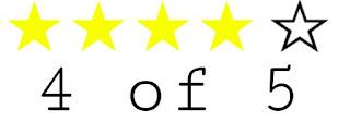 Cuatro de cinco estrellas