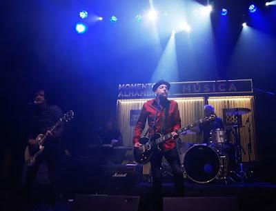 Lagartija Nick (crónica concierto en Sala Rock City 15-12-2017) 2