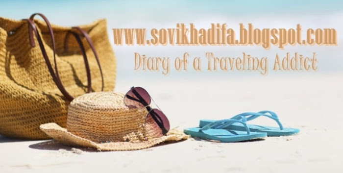 Diary of a Traveling Addict