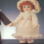 patron gratis muñeca amigurumi   free pattern amigurumi doll