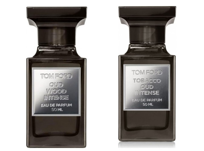 69e3186e9b0be NEW Tom Ford Oud Wood Intense & Tobacco Oud Intense REVIEW with Olya +  Deluxe Samples