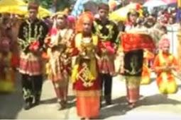 Tari Sekapur Sirih Sambutan Selamat Datang Provinsi Jambi