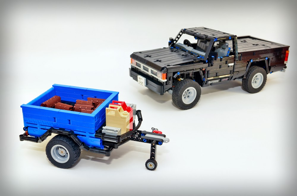 filsawgood lego technic creations