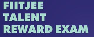 FIITJEE 2017 Talent Reward Exam