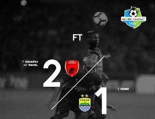 PSM Makassar vs Persib Bandung 2-1 #Liga1 #PersibDay