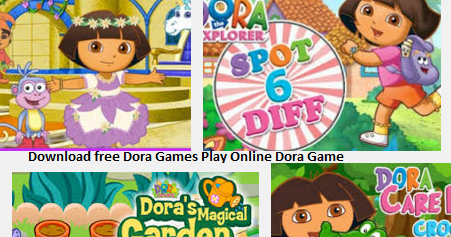 Download free Dora Games Play Online Dora Game   All About ...