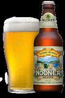 Nooner pilsner beer