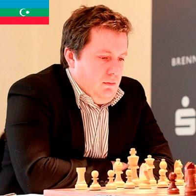 El ajedrecista GM Arkadij Naiditsch