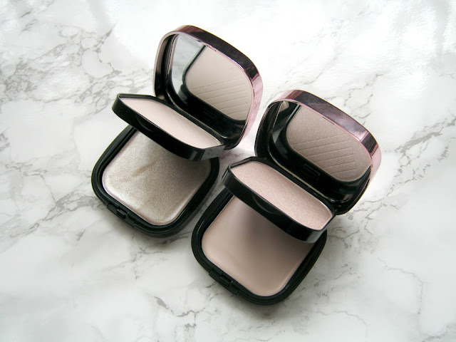 MUA Strobe and Glow Highlight Kit Pearl Glow Pink Luster