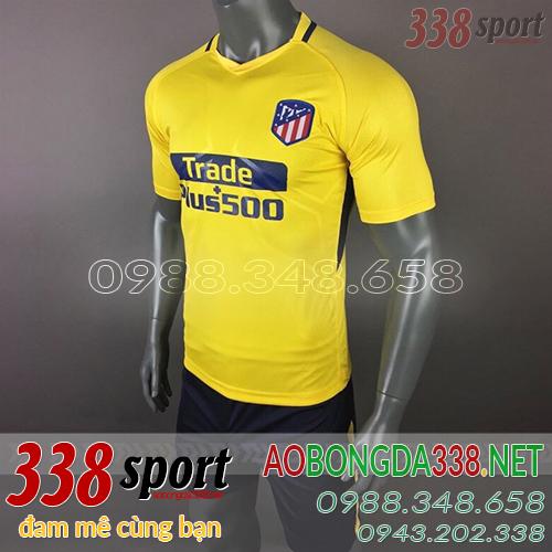 áo đấu atletico sân khách 2018