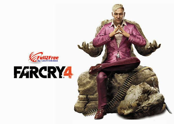 PC Game : Far Cry 4 Limited Edition FULL UNLOCKED SG