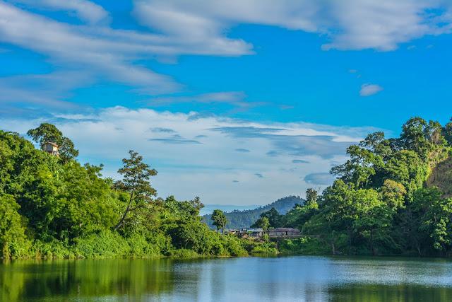 Boga Lake, Bandarban, Bangladesh