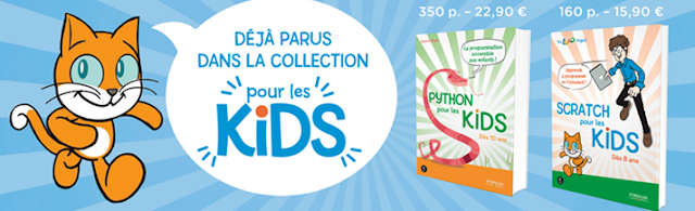 COLLECTION KIDS EYROLLES
