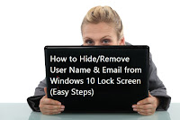 locked screen name,How to Hide/Remove User Name & Email from Windows 10 Lock Screen,how to hide user name in windows 10 screen,how to hide name,how to hide email,how to remove user name,how to change user name,delete user name,delete profile,remove Microsoft account,edit user name and email address,lock screen user name hide,remove,security,hide my name,hide user name in pc,laptop,regedit,change user name,locked screen,bypass How to Hide/Remove User Name & Email from Windows 10 Lock Screen Hide your name and email address from widows 10 lock screen  Click here for more detail..