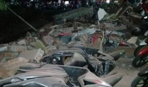 Menag Ajak Masyarakat Berdoa Dan Shalat Gaib, Untuk Korban Gempa NTB