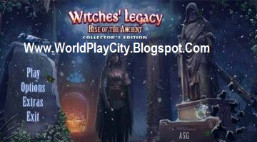 Witches Legacy 11 � Rise of the Ancient Collector�s Edition PC Game Free Download