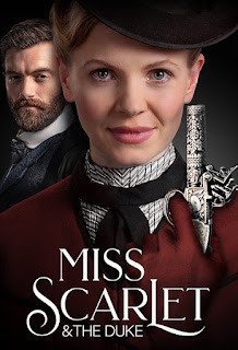 Miss Scarlet and the Duke Temporada 1