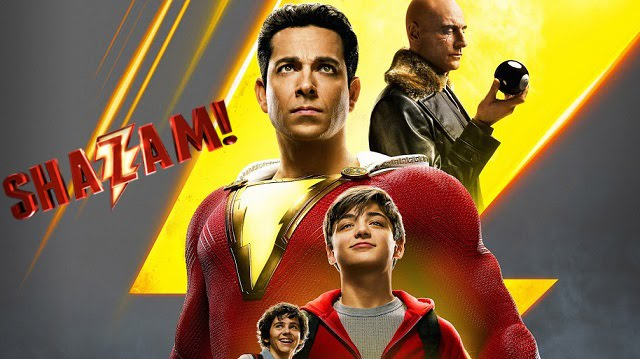 Shazam 2019 Full Movie 720p 480p English Free Download
