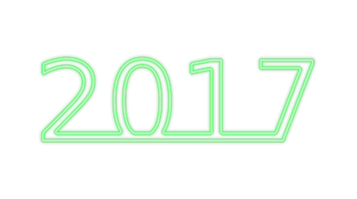 Happy New Year 2017 PNG GIF Images