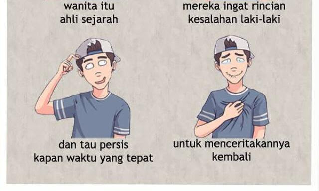 Quotes dan Meme Curahan Hati Seorang Cowok, Cowok Juga Bisa Baper loh!