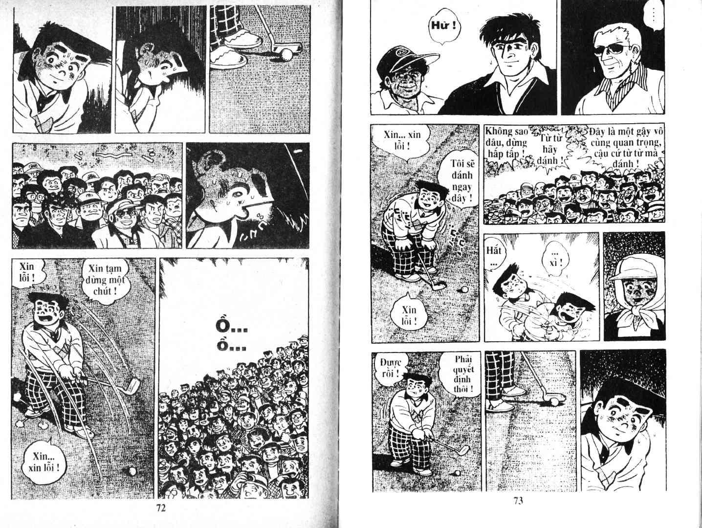Ashita Tenki ni Naare chapter 48 trang 35