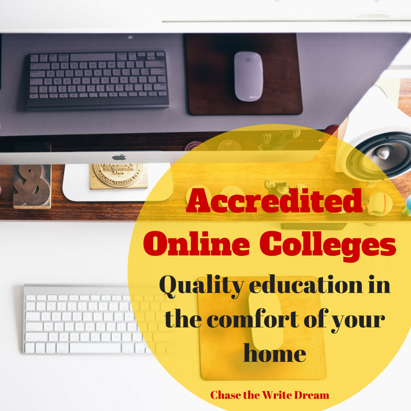 Accredited Online Colleges >> Regionally Accredited Online Colleges Top Online Colleges