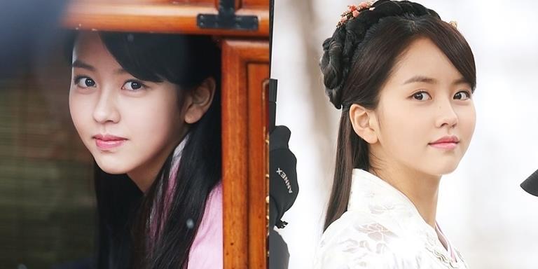 Kim So Hyun đích thị là mĩ nhân cổ trang thế hệ mới của màn ảnh Hàn