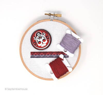 skull needle minder septemberhouse