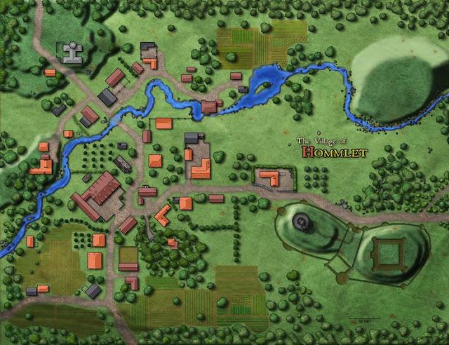 Uma outra dica interessante seria que o mestre imprimisse o mapa do local. Assim os jogadores poderiam fazer rabiscos sobre a imagem para detalhar certas ações.