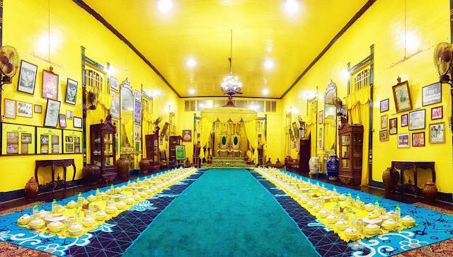 Istana Kadriah @syarif_hairul_akbar_alqadrie