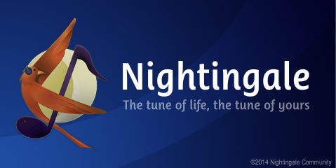 Nightingale v1.12.1 [Genial reproductor multimedia open source con navegador incorporado]