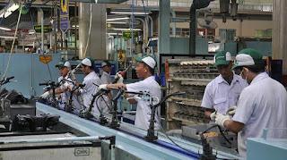 Lowongan Kerja Operator Produksi Astra Honda Motor