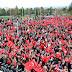 «Κεραυνοί» Ερντογάν: «Να ξέρετε τη θέση σας... Δημοψήφισμα και για την ένταξη στην ΕΕ»