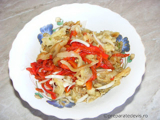 Salata de legume retete culinare,