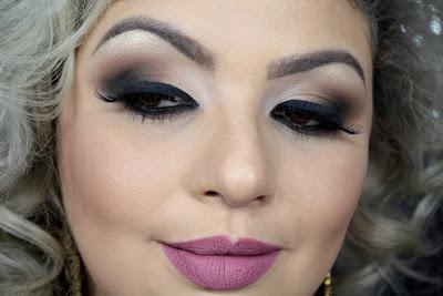 Resultado de imagem para maquiagens diagonal
