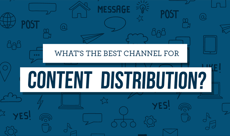 Where to share your content to promote virality - #infographic