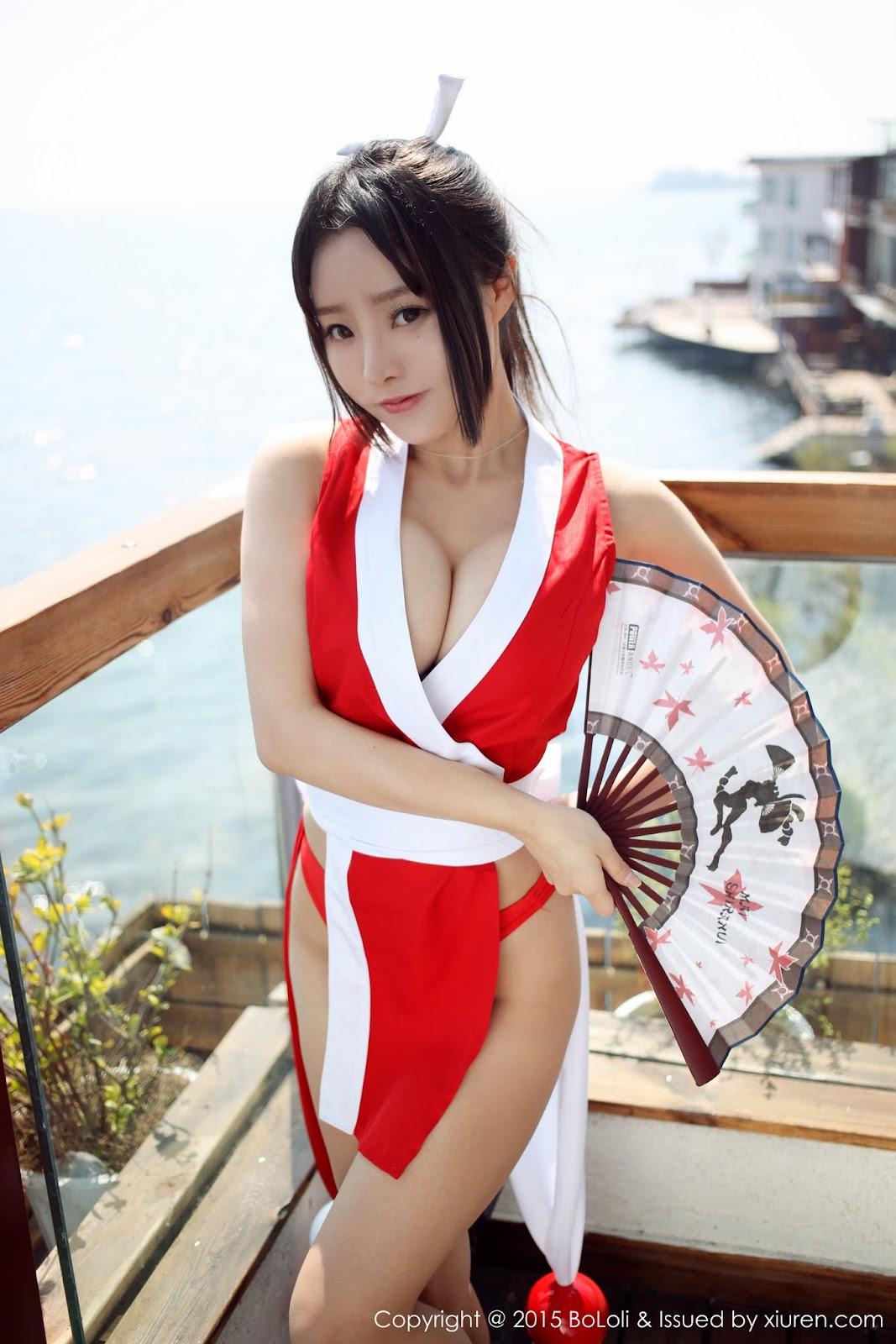 0002 - BOLOLI VOL.17 SEVENBABY Hot Girl Nude