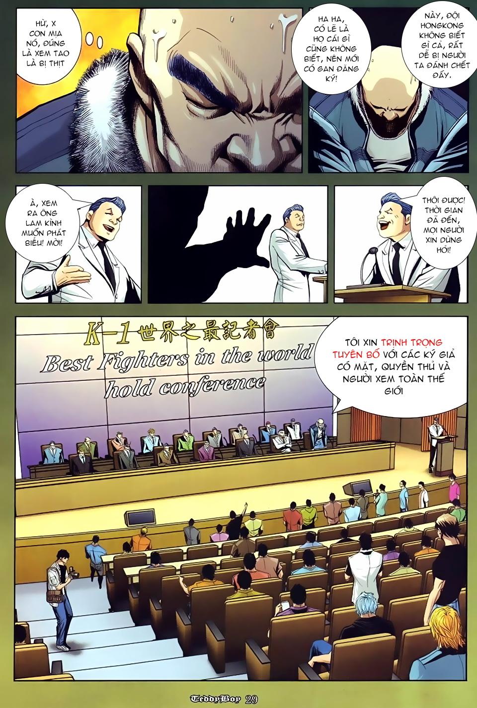 Người Trong Giang Hồ NetTruyen chap 870 - Trang 22