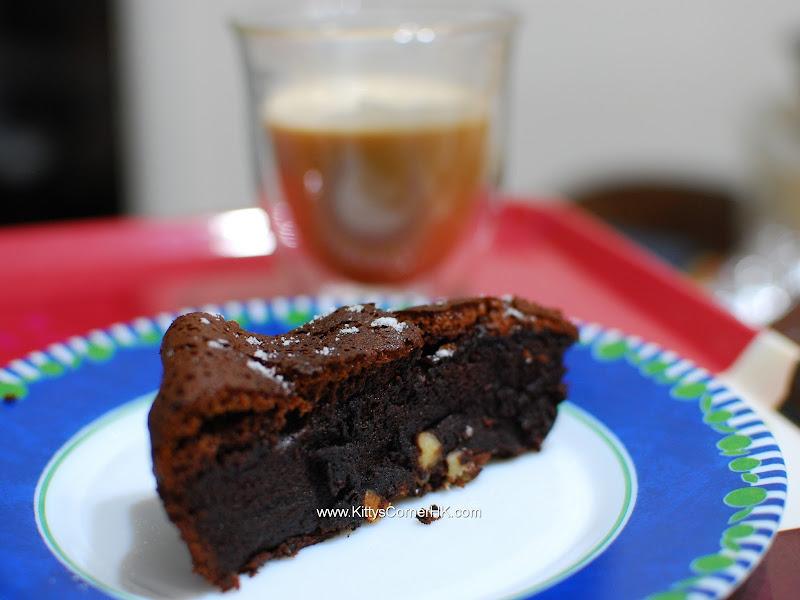 French style Chocolate Cake DIY recipe 法式濃情自家食譜