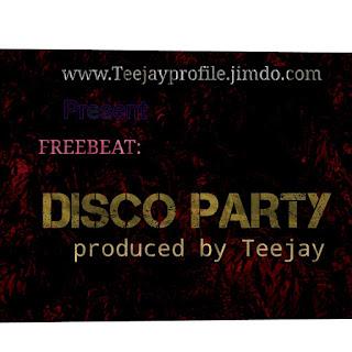 Freebeat: Disco party prod by Teejay