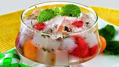 gambar es buah