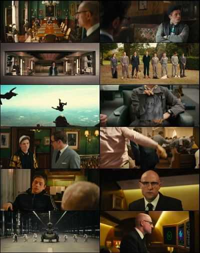 Kingsman The Secret Service Download
