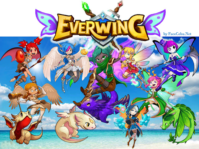 Everwing Tourname in Cebu. Pic by apk-dl.com and designed by FaceCebu.net