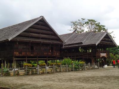 Rumah Adat Mandar , Rumah Adat Sulawesi Barat