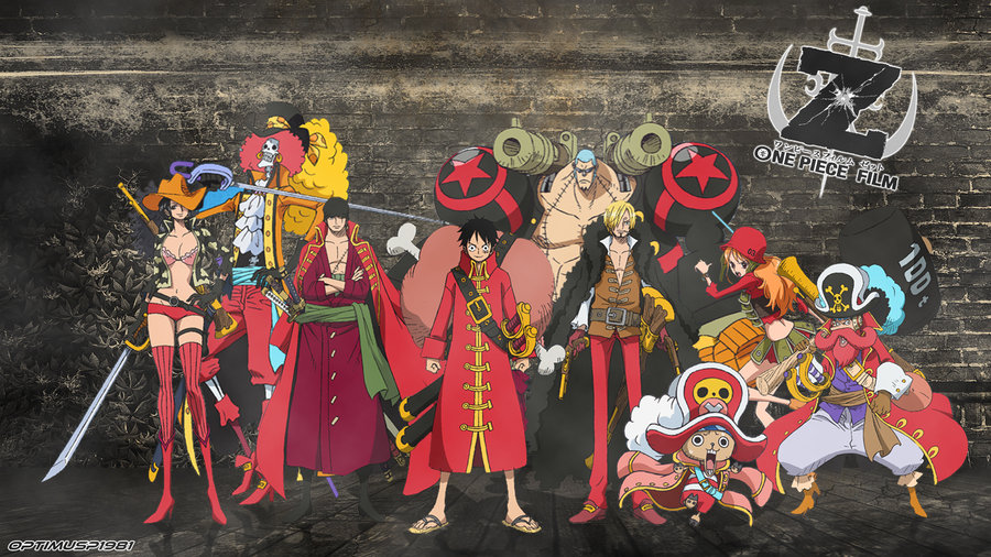 Sub One piece film Z