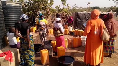 idp camp abuja nigeria