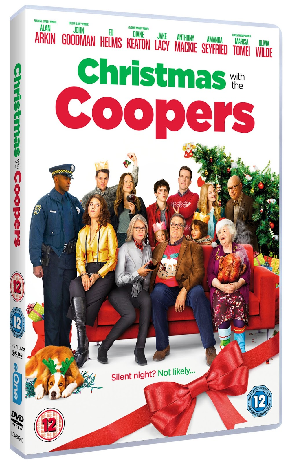 Madhouse Family Reviews: DVD review : Christmas with the Coopers