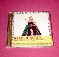Kylie Minogue - Kylie Christmas (Snow Queen Edition) + French bonus track